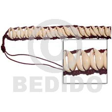 Sigay macrame belt Belts