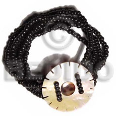 5 layers elastic 2-3mm coco Coco Bracelets