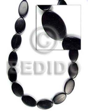 Beads Philippine Brown Horn Discs 10mm