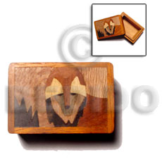 Wooden jewelry box mini box Jewelry Box