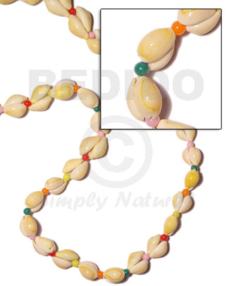 hand made Face to face sigay Leis