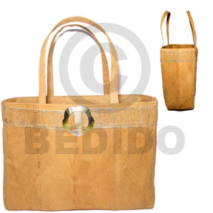 Ginit single ply 15 1 2x 5x12 Native Bags
