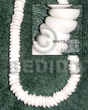 White Puka - As Is