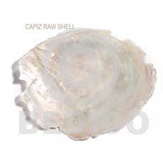Ra Unpolished Capiz Shells