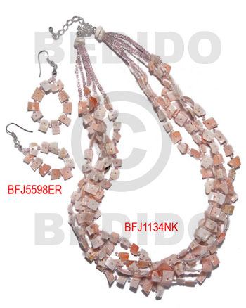 Set jewelry ordered individually as Set Jewelry