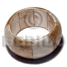 H=40mm thickness=13mm inner diameter=65mm bangle Shell Bangles