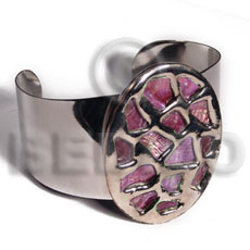 Haute Hippie 38mmx28mm Metal Cuff