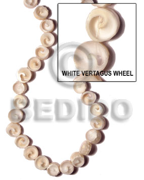 White Vertagus Wheel