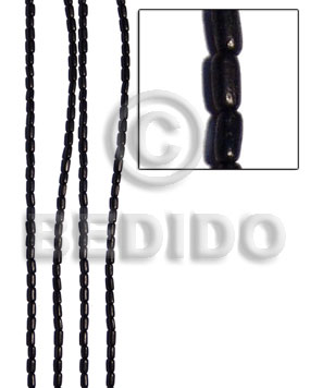 Camagong ricebeads 3mmx6mm Teardrop & Oval Wood Beads