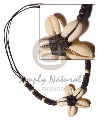 4-5mm coco black choker on Teens Necklace