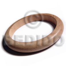 Plain Wholesale Raw Natural Wooden Blank Bangle Casing Only Unfinished Plain Wooden Bangles
