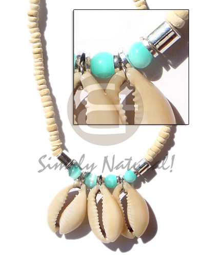 4-5 coco pukalet bleach Unisex Necklace