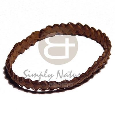 hand made Flat braid agsam vine Wet & Wear Jewelry