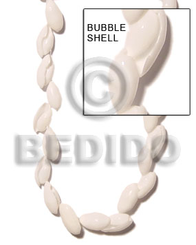 Bubble shell Whole Shell Beads