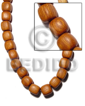 Bayong dice 20mmx20mm Wood Beads
