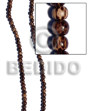 Patikan wood beads 6mm Wood Beads