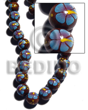 15mm Robles Round Beads