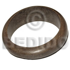 H=25mm to 15mm thickness=10mm diameter=65mm Wooden Bangles