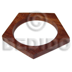 H=10mm thickness=10mm diameter=65mm bayong wood Wooden Bangles
