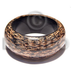 Wood bangle laminated ypilypil Wooden Bangles